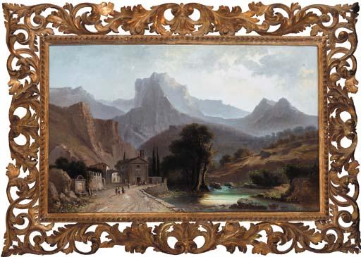Andrea Fossati (Italian, b.184