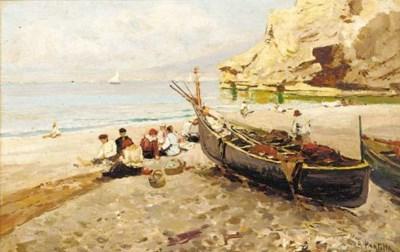Attilio Pratella (Italian, 185