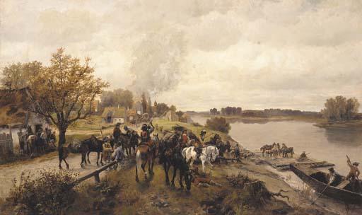 Alfred Ritter von Malheim Frie
