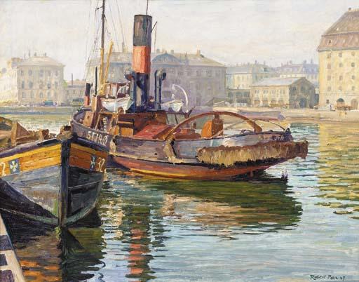 Robert Panitzsch (Danish, 1879