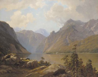 George Emile Libert (Danish, 1