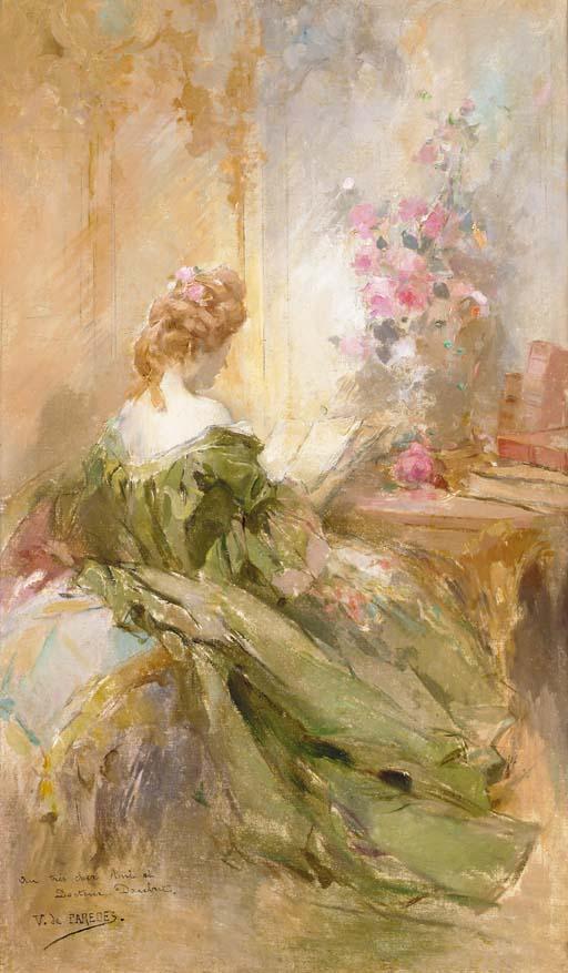 Vincente de Paredes (Spanish,
