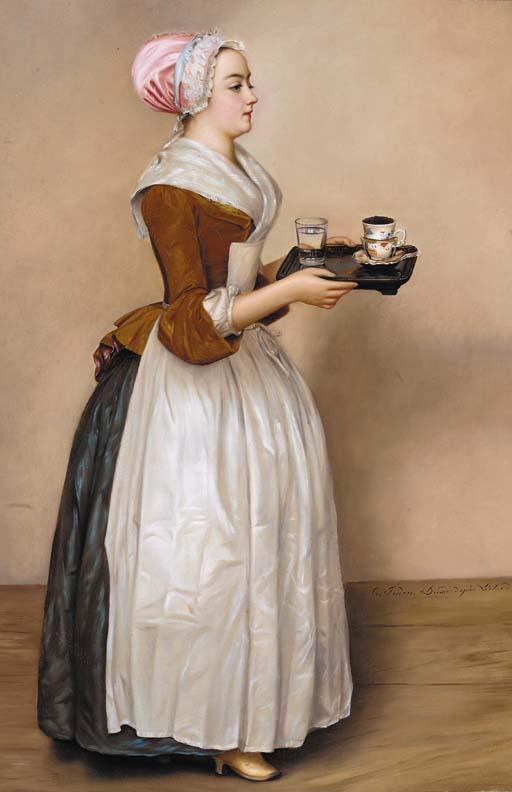 G. Tridon (French, 19th Centur