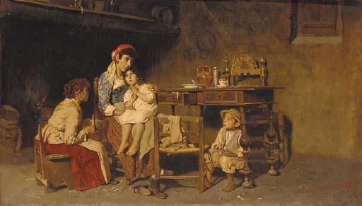 Giuseppe Constantini (Italian,