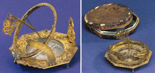 A fine 18th-Century gilt-brass