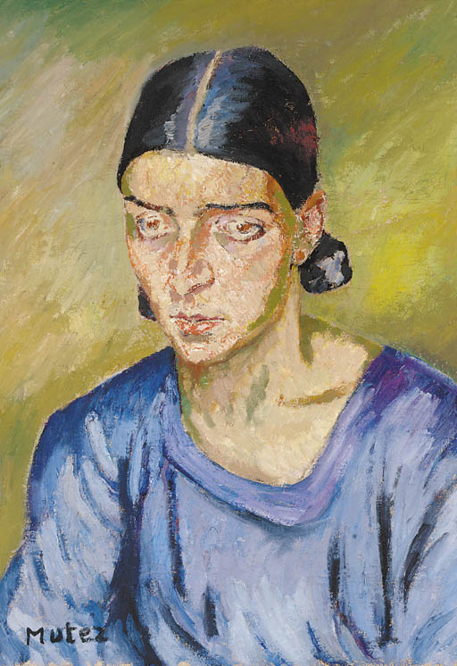 Marie Mela Muter (1886-1967)