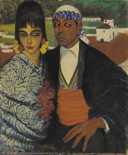 Ismaël de la Serna (1900-1968)