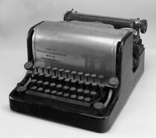 A Granville Automatic typewrit