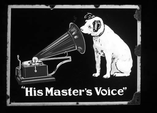 His Master's Voice: