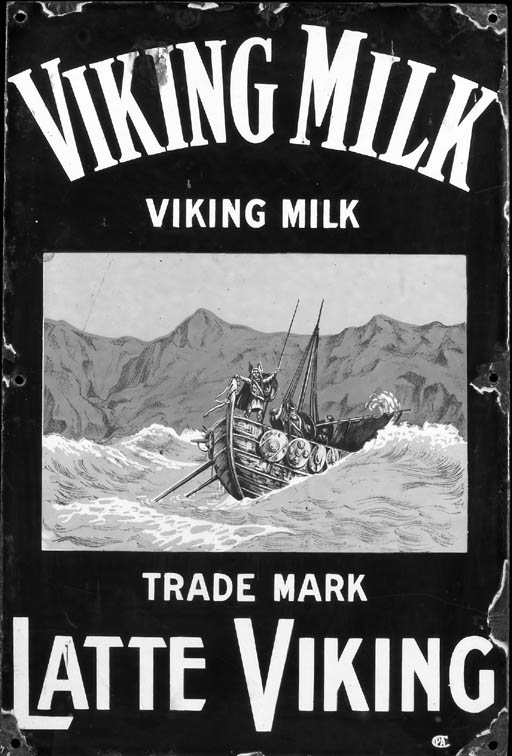 Viking Milk/Latte Viking