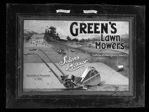 Green's Lawn Mowers
