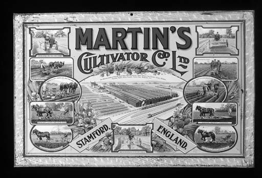 Martin's Cultivator Co. Ltd