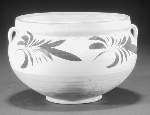 A Cizhou bowl Ming Dynasty
