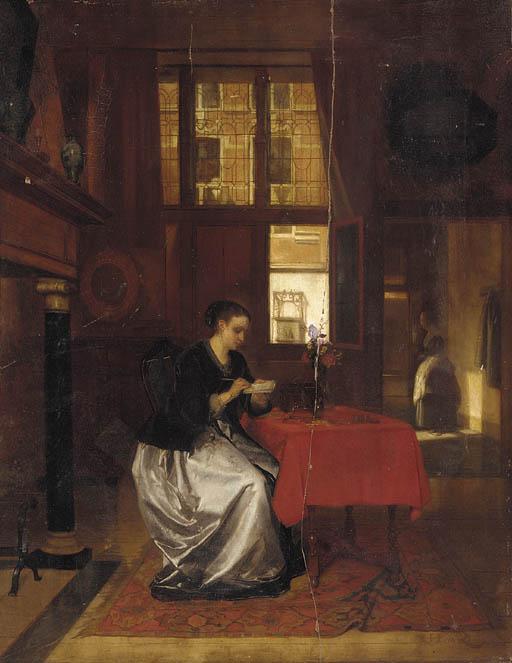 Hubertus Van Hove (1814-1865)