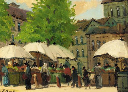 Ernst Oppler (1867-1929)