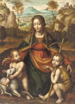 Manner of Bernardino Luini