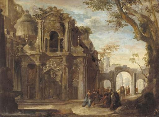 Circle of Francesco Battagliol