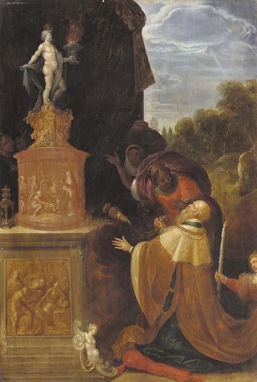 Studio of Frans Francken II (1