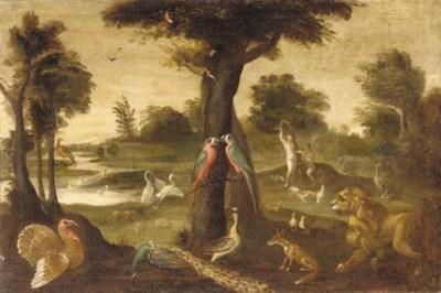 Follower of Jan Brueghel II