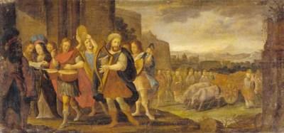Manner of Adriaen van Stalbemt