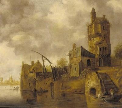 Circle of Jan Josefz. van Goye