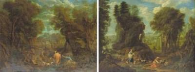 Jan van Voordt, 18th Century