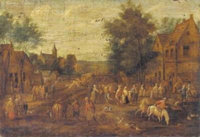 Alexander van Bredael (1663-17