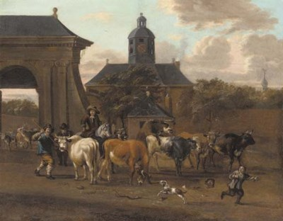 Michel Carrée (1657-1727)