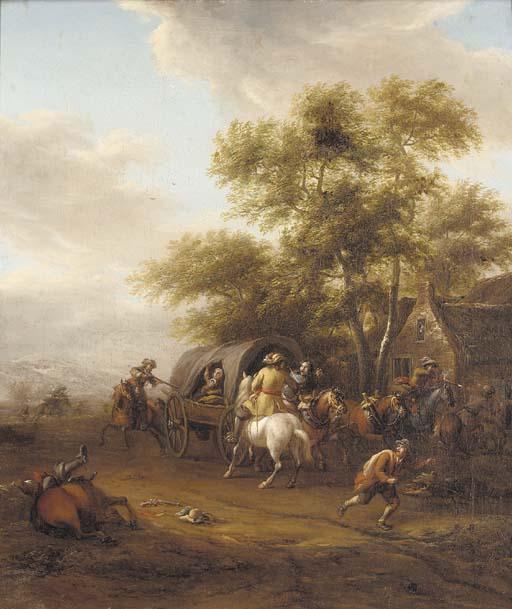 Cornelis van Essen (active c.