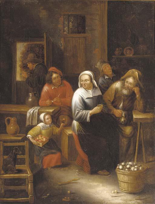 Manner of Gillis van Tilborch
