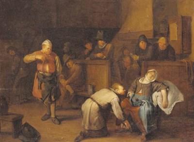Egbert van Heemskerk (1610-168