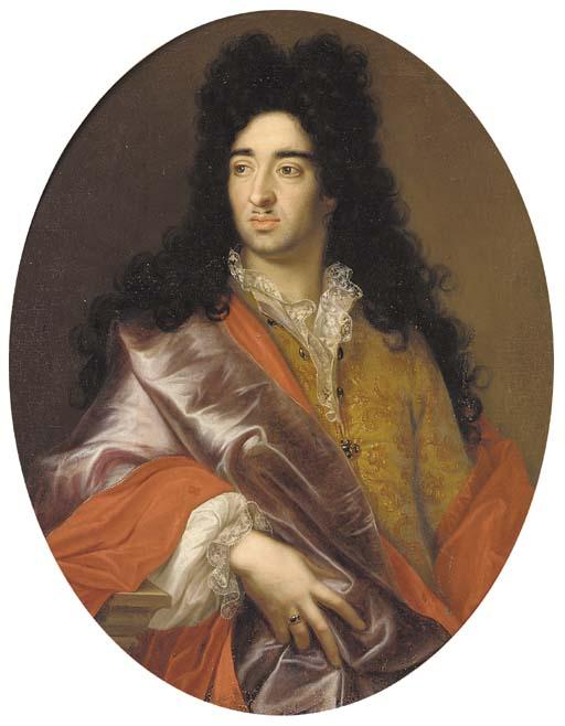Follower of Nicholas de Largil