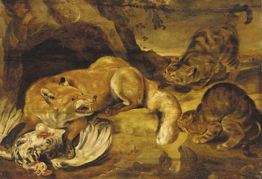Circle of Frans Snyders (1579-