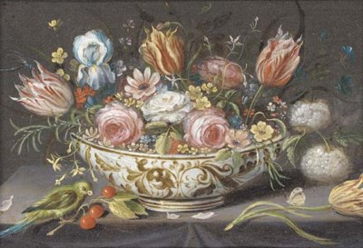 Circle of Jan van Kessel (1626