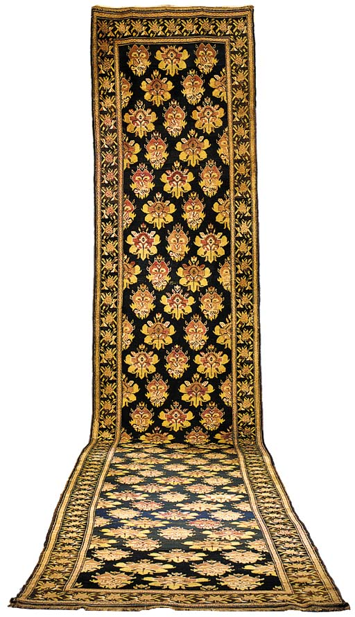 An fine antique Karabagh runne