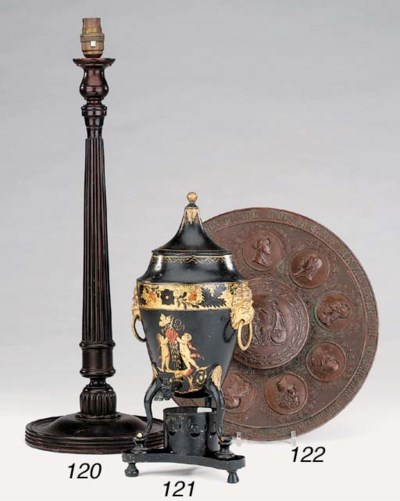 A Victorian electrotype dish,