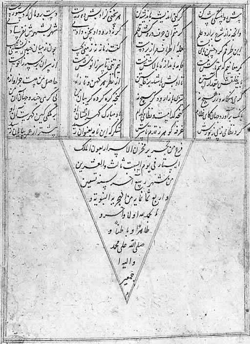 KHAMSEH OF NIZAMI TIMURID IRAN