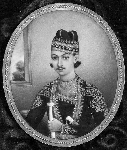 Portrait of a nobleman probabl