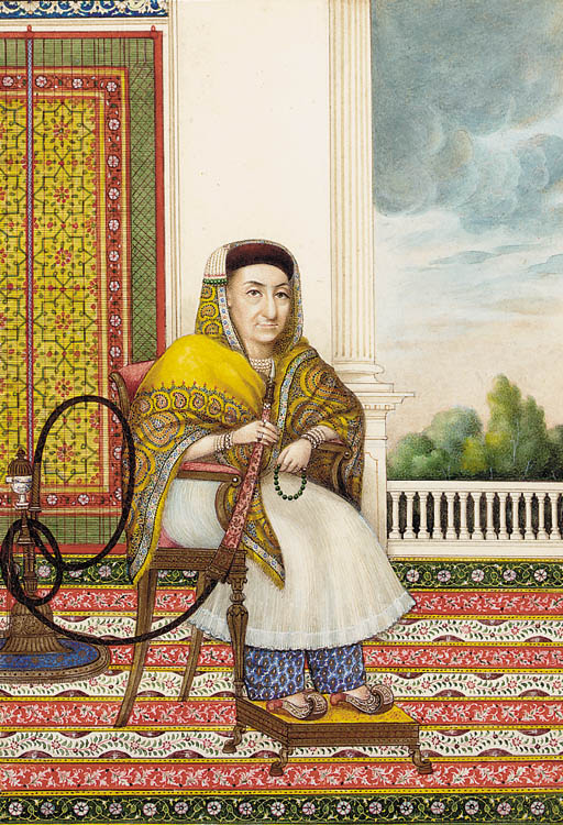 Begum Sumroo, Deli, 19th Centu