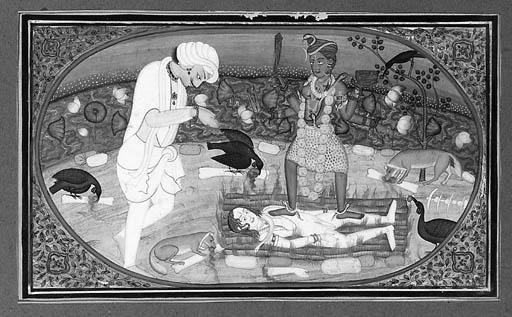 Kali Kangra, 19th century