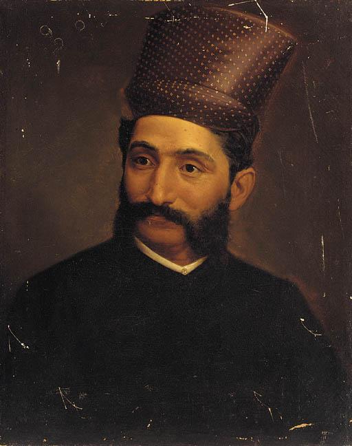 Portrait of a gentleman Europe