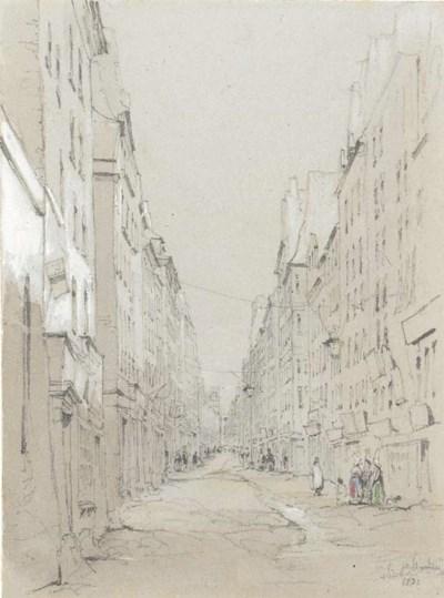 John Scarlett Davis (1804-1845