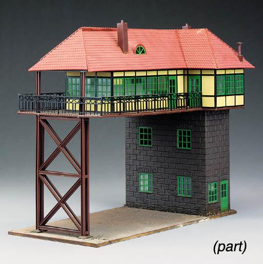 Gauge factory built models of