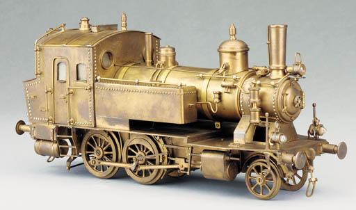 A Gauge 1 brass two-rail elect