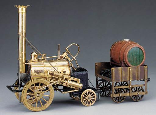 A well detailed Gauge 0 brass