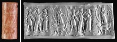 AN IMPORTANT NEO-ASSYRIAN CORN