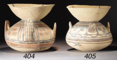 ANOTHER DAUNIAN POTTERY OLLA W