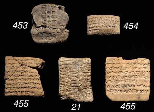 A COMPLETE OLD BABYLONIAN MATH