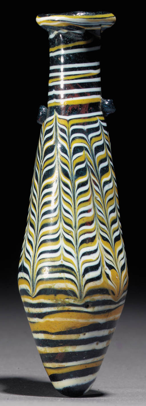 A HELLENISTIC CORE-FORMED GLAS