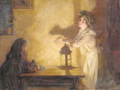 Talbot Hughes, R.O.I., P.S. (1